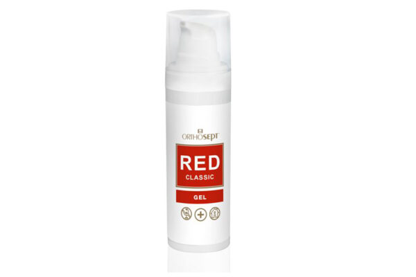 ORTHOSEPT RED Classic Gel